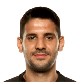 FIFA 18 Mitrovic Icon - 84 Rated