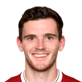 FIFA 18 Andrew Robertson Icon - 75 Rated