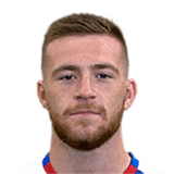 FIFA 18 Jack Byrne Icon - 68 Rated