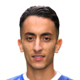 FIFA 18 Saif-Eddine Khaoui Icon - 70 Rated