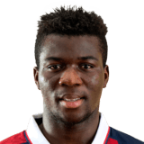 FIFA 18 Godfred Donsah Icon - 75 Rated