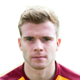 FIFA 18 Chris Cadden Icon - 66 Rated