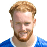 FIFA 18 Connor Ogilvie Icon - 59 Rated