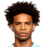 FIFA 18 Leroy Sane Icon - 82 Rated