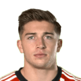 FIFA 18 Lynden Gooch Icon - 66 Rated