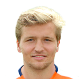 FIFA 18 Luke Berry Icon - 65 Rated