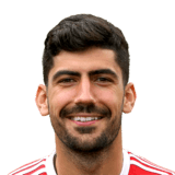 FIFA 18 Andreas Bouchalakis Icon - 71 Rated