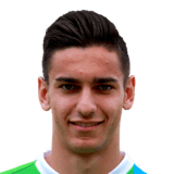 FIFA 18 Alex Meret Icon - 74 Rated