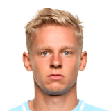 FIFA 18 Oleksandr Zinchenko Icon - 72 Rated