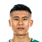 FIFA 18 Zhang Yuning Icon - 68 Rated