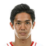 FIFA 18 Yoshinori Muto Icon - 76 Rated