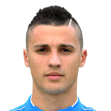 FIFA 18 Rade Krunic Icon - 71 Rated