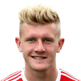 FIFA 18 Joe Worrall Icon - 69 Rated