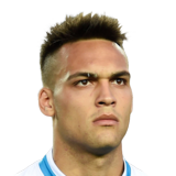 FIFA 18 Lautaro Martinez Icon - 87 Rated
