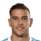 FIFA 18 Theo Hernandez Icon - 75 Rated
