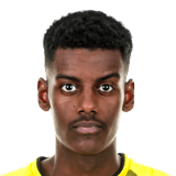 FIFA 18 Alexander Isak Icon - 68 Rated