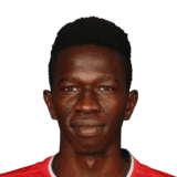 FIFA 18 Khaly Thiam Icon - 65 Rated
