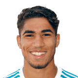 FIFA 18 Achraf Hakimi Icon - 70 Rated