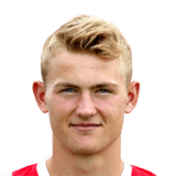 FIFA 18 Matthijs de Ligt Icon - 86 Rated