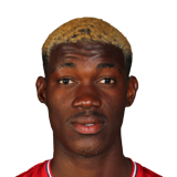 FIFA 18 Yves Bissouma Icon - 69 Rated