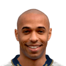 FIFA 18 Thierry Henry Icon - 90 Rated
