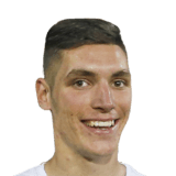 FIFA 18 Nikola Milenkovic Icon - 70 Rated