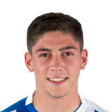 FIFA 18 Federico Valverde Icon - 70 Rated