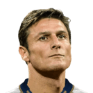 FIFA 18 Javier Zanetti Icon - 88 Rated