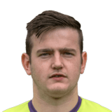 FIFA 18 Peter Burke Icon - 52 Rated