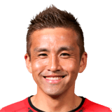 FIFA 18 Junichi Inamoto Icon - 62 Rated