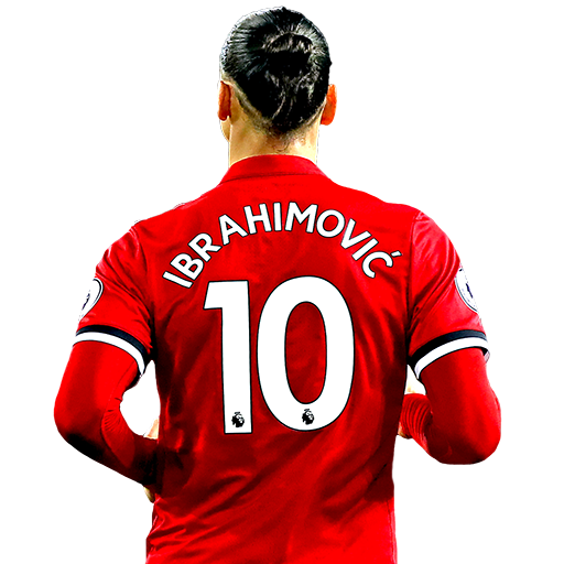 FIFA 18 Zlatan Ibrahimovic Icon - 89 Rated