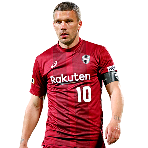 FIFA 18 Lukas Podolski Icon - 83 Rated