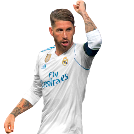 FIFA 18 Sergio Ramos Icon - 97 Rated