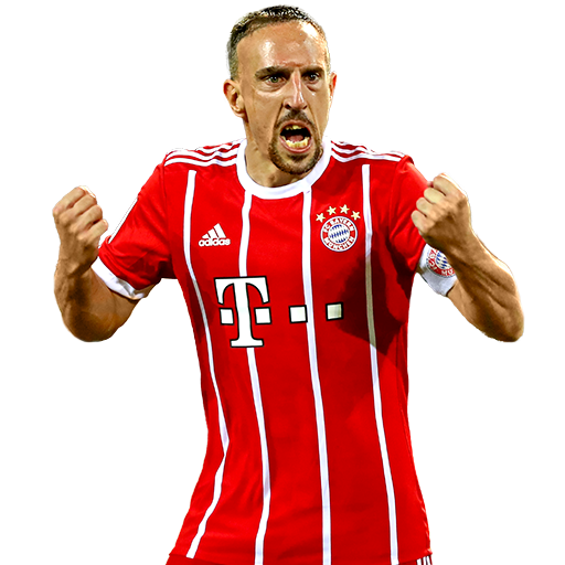 FIFA 18 Franck Ribery Icon - 87 Rated