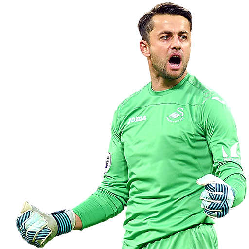 FIFA 18 Fabianski Icon - 83 Rated
