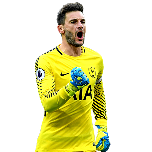 FIFA 18 Hugo Lloris Icon - 89 Rated