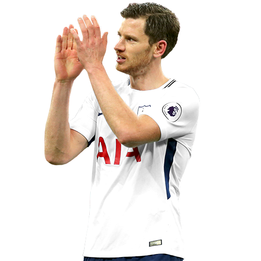 FIFA 18 Vertonghen Icon - 86 Rated