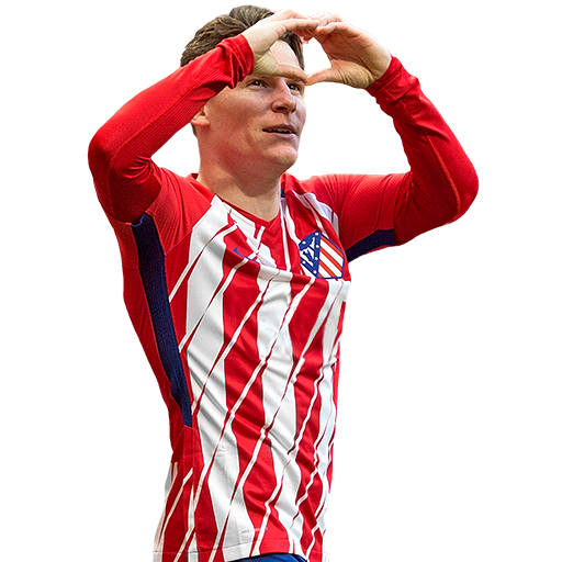 FIFA 18 Kevin Gameiro Icon - 85 Rated