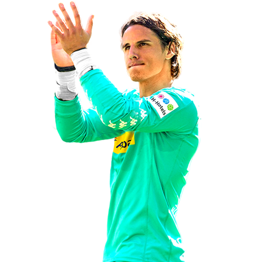 FIFA 18 Yann Sommer Icon - 85 Rated