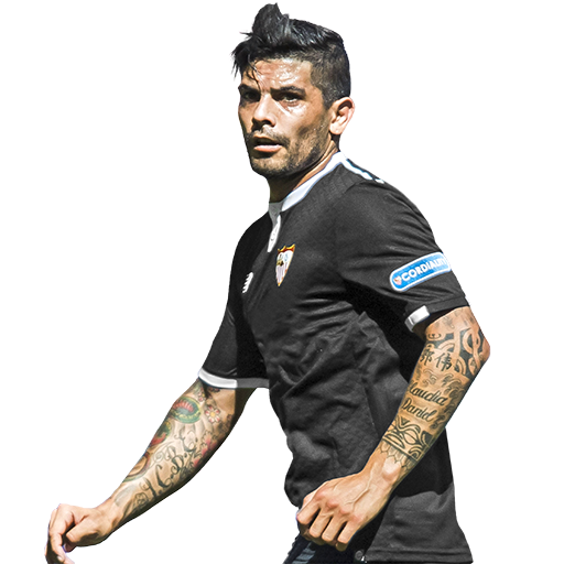 FIFA 18 Ever Banega Icon - 85 Rated