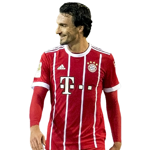 FIFA 18 Mats Hummels Icon - 90 Rated