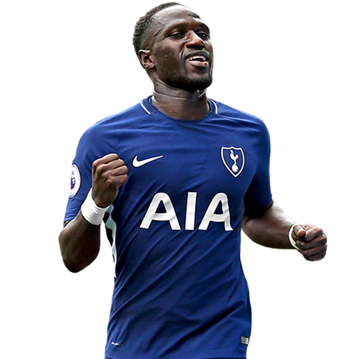 FIFA 18 Moussa Sissoko Icon - 81 Rated