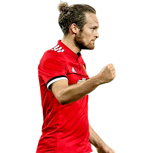 FIFA 18 Daley Blind Icon - 83 Rated