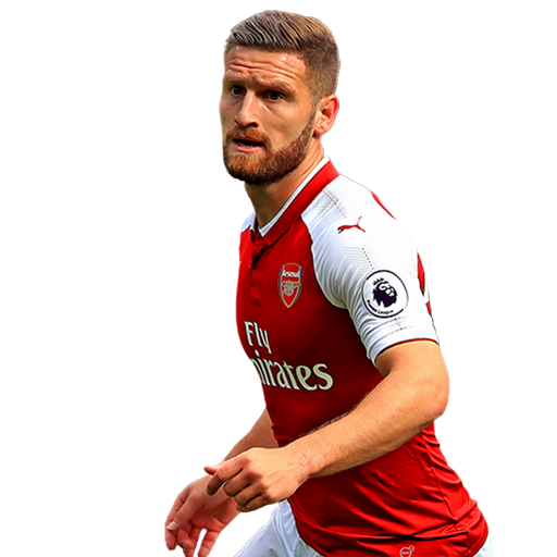 FIFA 18 Mustafi Icon - 86 Rated