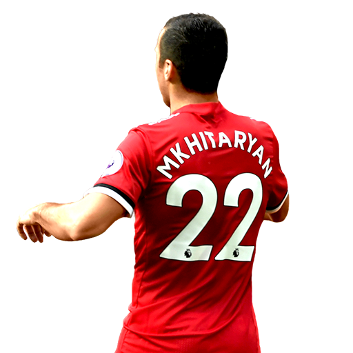 FIFA 18 Henrikh Mkhitaryan Icon - 86 Rated