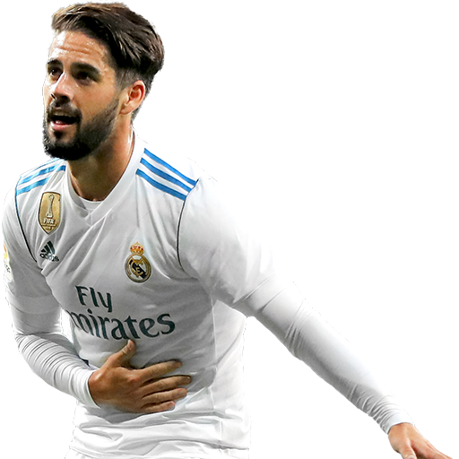 FIFA 18 Isco Icon - 87 Rated