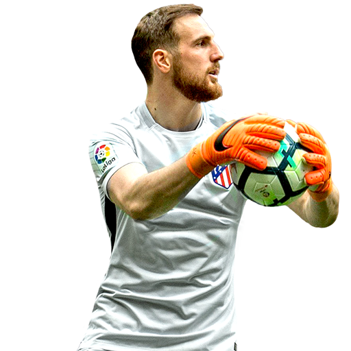 FIFA 18 Jan Oblak Icon - 93 Rated