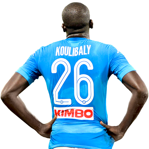 FIFA 18 Kalidou Koulibaly Icon - 86 Rated