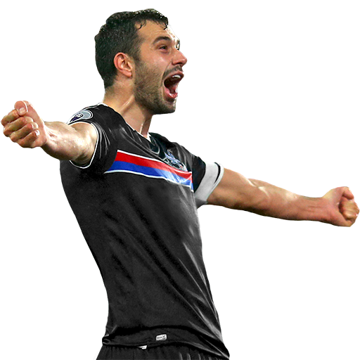 FIFA 18 Luka Milivojevic Icon - 81 Rated