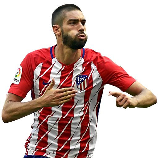 FIFA 18 Yannick Carrasco Icon - 86 Rated